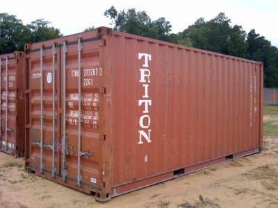 used 20 ft shipping containers for sale in NC