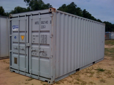 new 20 ft shipping containers for sale in NC