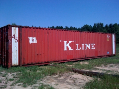 used 40 ft storage containers for sale in NC