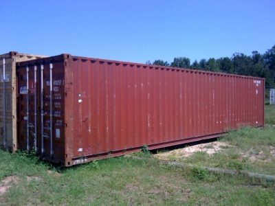 used shipping containers for sale in NC